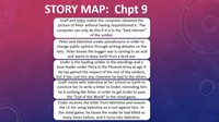 Ender's Game - Story Map Chapter 9
