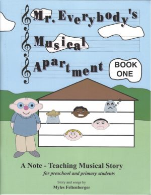 Mr. Everybody's Musical Apartment Book 1 cover